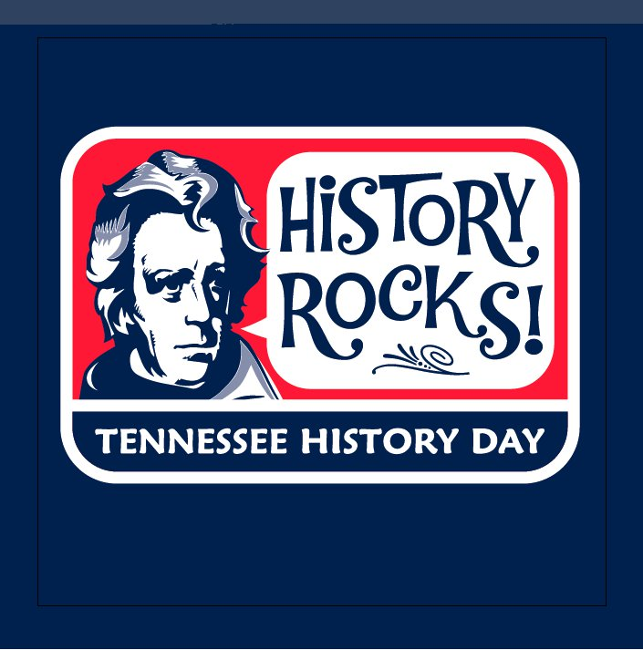 Tennessee History Day shirt from THS, we offer Tennessee history, politics, heritage, culture, music, civil war info and much more, contact us today!