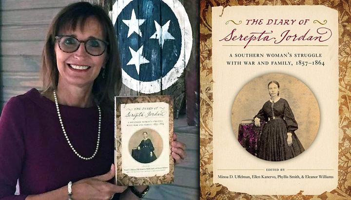 The Diary of Serepta Jordan