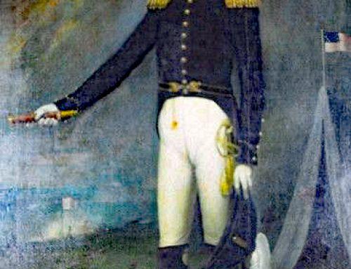 General Andrew Jackson, 1818