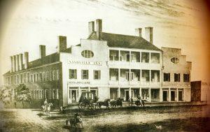 Nashville Inn, Public Square (TSLA)