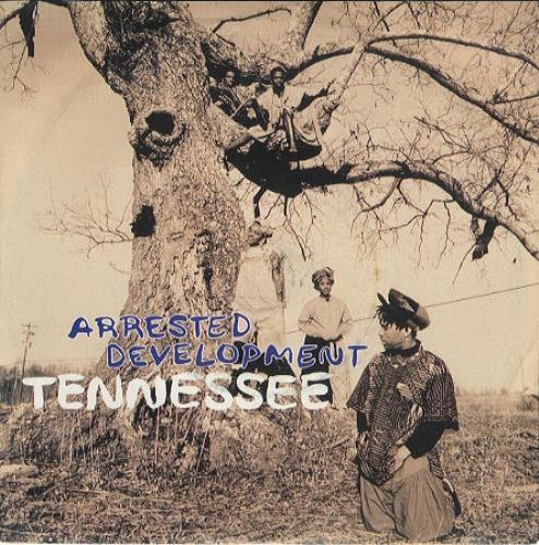 Arrested Development, Tennessee music, Tennessee heritage, culture and history from the THS.