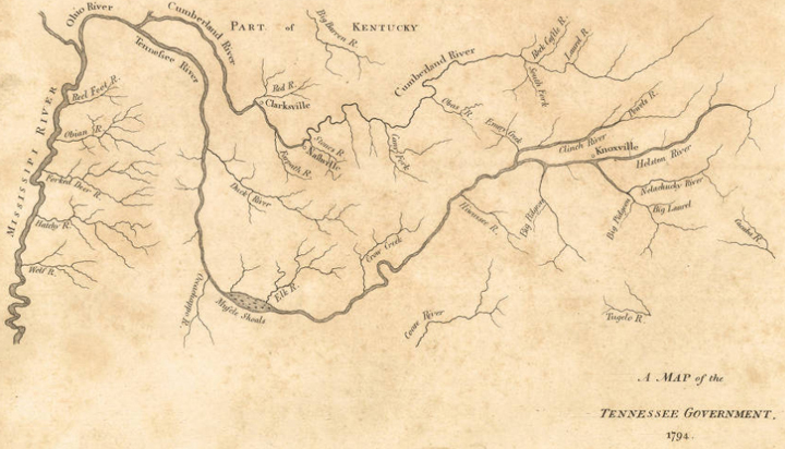 How the Land Shaped Tennessee History