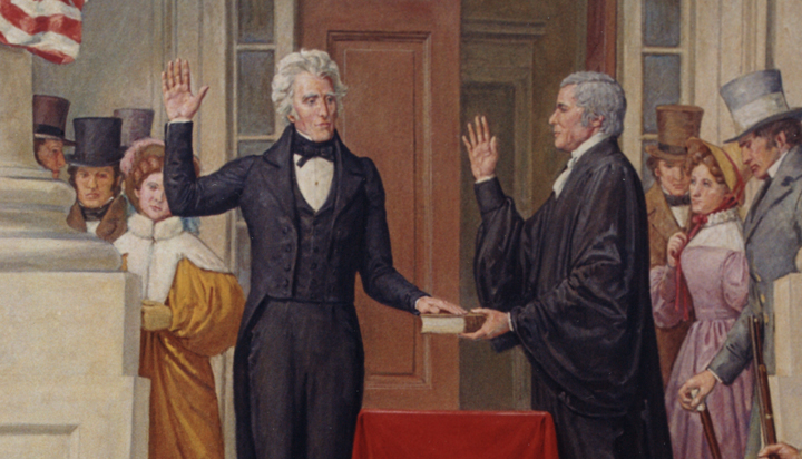Tennessee in the Age of Andrew Jackson